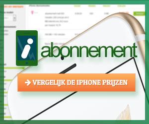 iPhone met abonnement