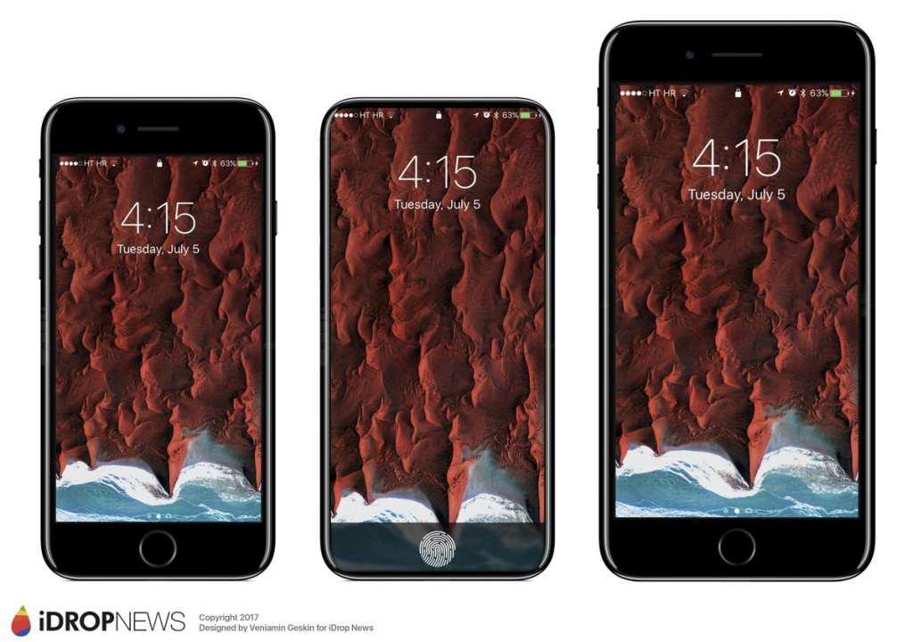 iPhone 8 modellen