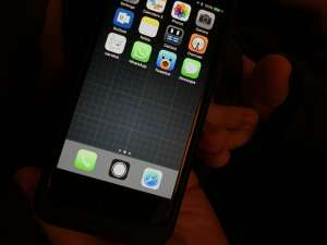 iPhone 8 Vingerafdrukscanner
